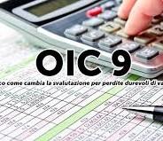 OIC 9 – Valutazione immobilizzazioni e perdite di valore